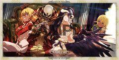 """Multi Play Rubber Mat """"Overlord III (Madoou)"""" by Kadokawa"""