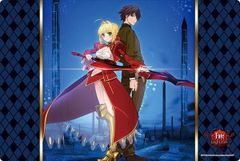 """Rubber Mat Collection """"Fate/EXTRA Last Encore (Saber & Hakuno)"""" Vol.219 by Bushiroad"""