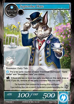 TTW-048 U - September Hare