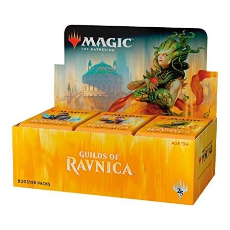 """Magic the Gathering Booster Box """"Guilds of Ravnica"""""""