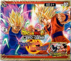 "Dragon Ball Super Card Game ""World Material Arts Tournament"" TB02"