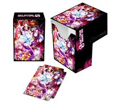 """Deck Box """"No Game No Life Zero (The Great War)"""" by Ultra PRO"""