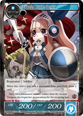 SKL-035 C - Alice's Little Scout