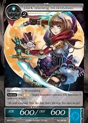 MPR-039 C - Dark Shining Swordsman