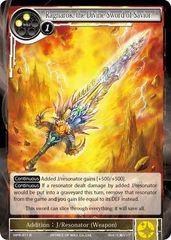 MPR-011 R Foil - Ragnarok, the Divine Sword of Savior