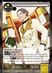 MPR-008 U - Jekyll, the Order