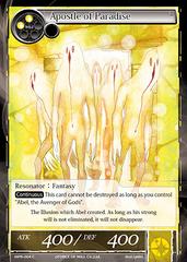 MPR-004 C - Apostle of Paradise