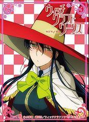 "Anime Chara Sleeve ""Witch Craft Works (Kagari Ayaka)"" by Penguin Parade"