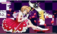 "Character Rubber Mat (B) ""Cardcaptor Sakura: Clear Card"" ENR-030 by Ensky"