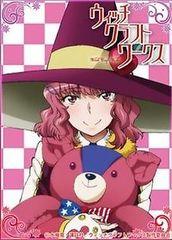 "Anime Chara Sleeve ""Witch Craft Works (Takamiya Kasumi)"" by Penguin Parade"