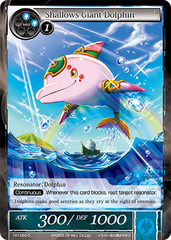 TAT-050 C - Shallows Giant Dolphin