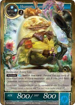 TAT-043 SR Foil - Humpty Dumpty
