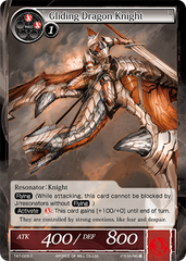 TAT-029 C - Gliding Dragon Knight
