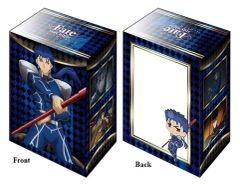 "Deck Holder Collection V2 ""Fate/ stay night [Heaven's Feel] (Lancer)"" Vol.588 by Bushiroad"