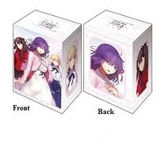 "Deck Holder Collection V2 ""Fate/ stay night [Heaven's Feel] (Sakura/Saber/Rin)"" Vol.592 by Bushiroad"