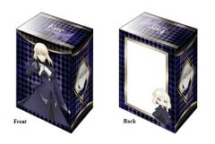 """Deck Holder Collection V2 """"Fate/ stay night [Heaven's Feel] (Saber Alter)"""" Vol.595 by Bushiroad"""