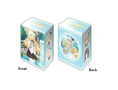 "Deck Holder Collection V2 ""Boarding School Juliet (Juliet Persia)"" Vol.607 by Bushiroad"