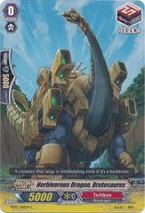 BT03/060EN (C) Herbivorous Dragon, Brutosaurus