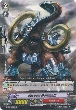 BT03/057EN (C) Vacuum Mammoth