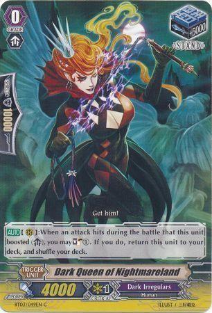 BT03/049EN (C) Dark Queen of Nightmareland
