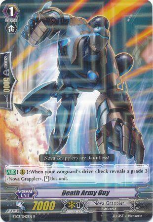 BT03/042EN (R) Death Army Guy