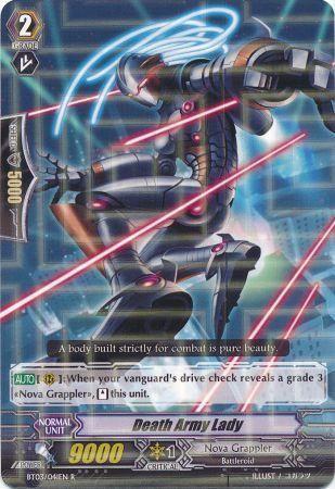 BT03/041EN (R) Death Army Lady