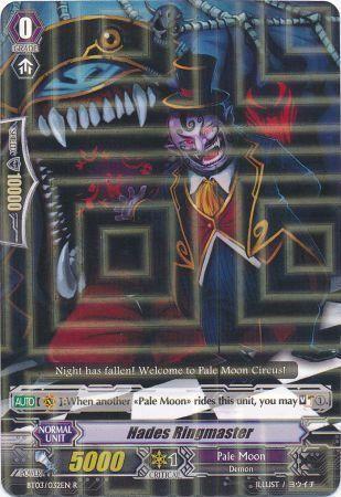 BT03/032EN (R) Hades Ringmaster