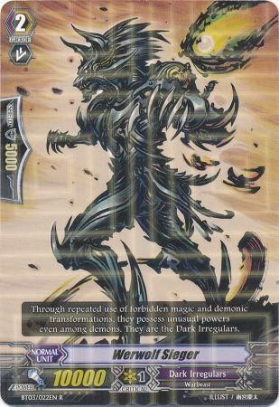 BT03/022EN (R) Werwolf Sieger