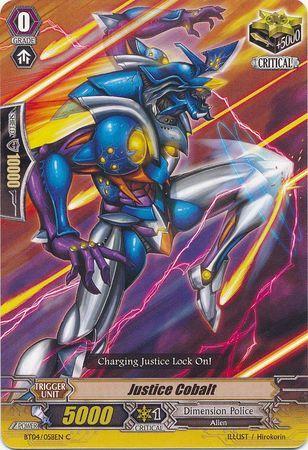 BT04/058EN (C) Justice Cobalt