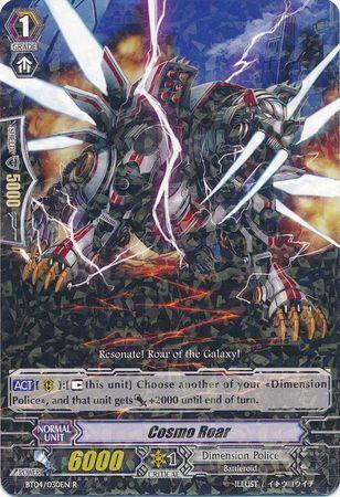 BT04/030EN (R) Cosmo Roar