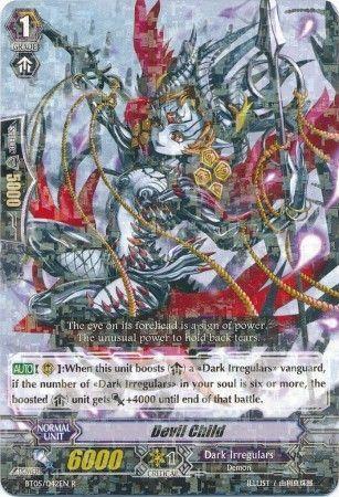 BT05/042EN (R) Devil Child