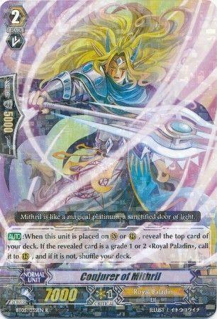 BT05/035EN (R) Conjurer of Mithril