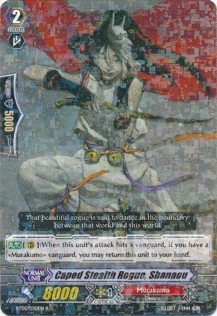 BT05/030EN (R) Caped Stealth Rogue, Shanaou