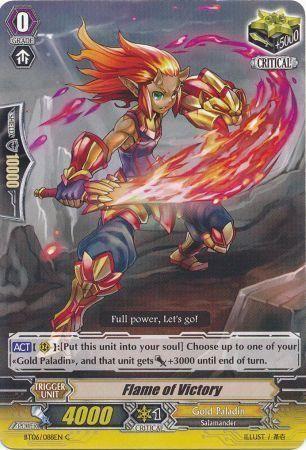 BT06/088EN (C) Flame of Victory