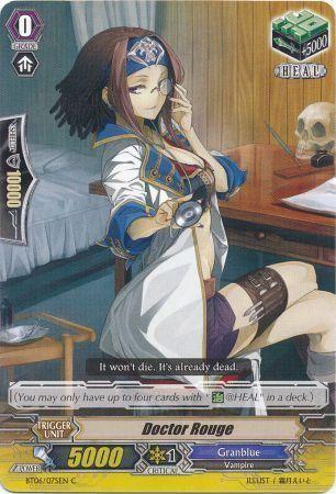 BT06/075EN (C) Doctor Rouge