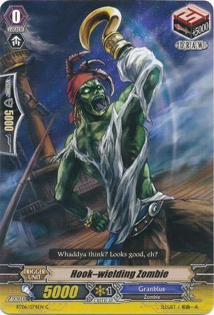 BT06/074EN (C) Hook-wielding Zombie