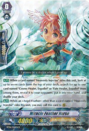 BT06/026EN (R) Miracle Feather Nurse