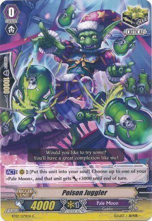BT07/079EN (C) Poison Juggler