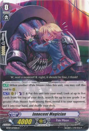 BT07/075EN (C) Innocent Magician