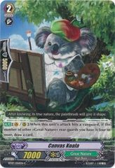 BT07/050EN (C) Canvas Koala