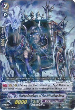 BT07/034EN (R) Hades Carriage of the Witching Hour