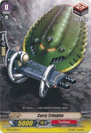 BT08/083EN (C) Carry Trilobite