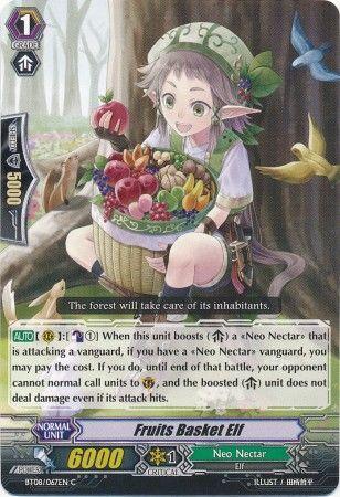 BT08/067EN (C) Fruits Basket Elf