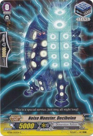 BT08/055EN (C) Noise Monster, Decibelon