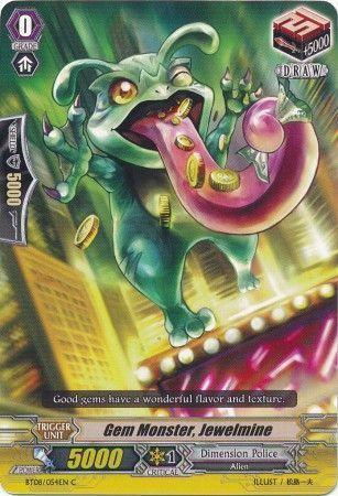BT08/054EN (C) Gem Monster, Jewelmine