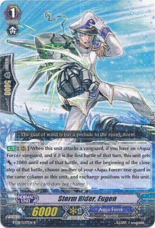 BT08/037EN (R) Storm Rider, Eugen