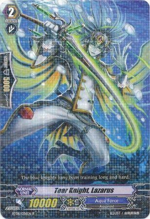 BT08/036EN (R) Tear Knight, Lazarus