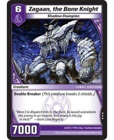 1TVR-22/43 (R) Zagaan, the Bone Knight