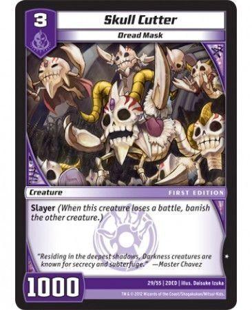 2DED-29/55 (C) Skull Cutter