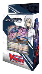 "Cardfight!! Vanguard Trial Deck 07 ""Link Joker Kouji Ibuki"" VGE-V-TD07 by Bushiroad"